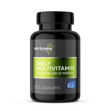 Витамины Strimex Daily Multivitamin 120 табл